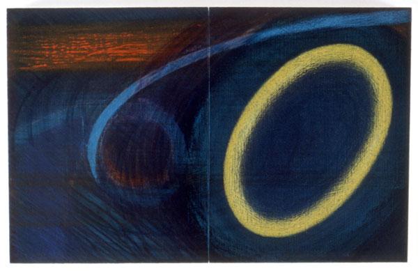 Dorothea Rockburne's Astronomy Drawings