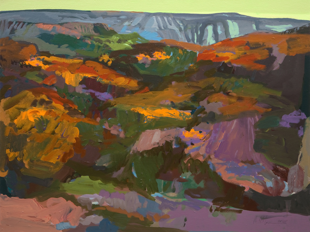 Rebecca Allan: Landscape as a Devotional Motif