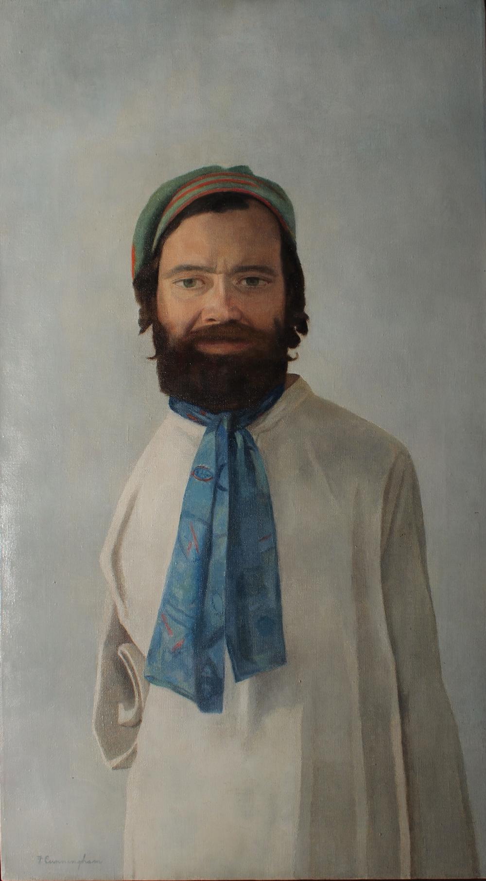 Francis Cunningham in Jerusalem