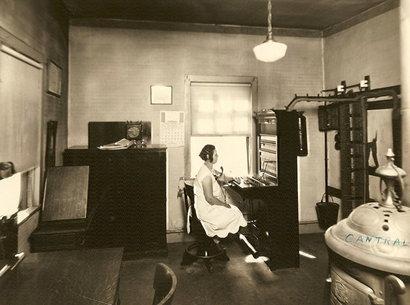 Degas On The Phone
