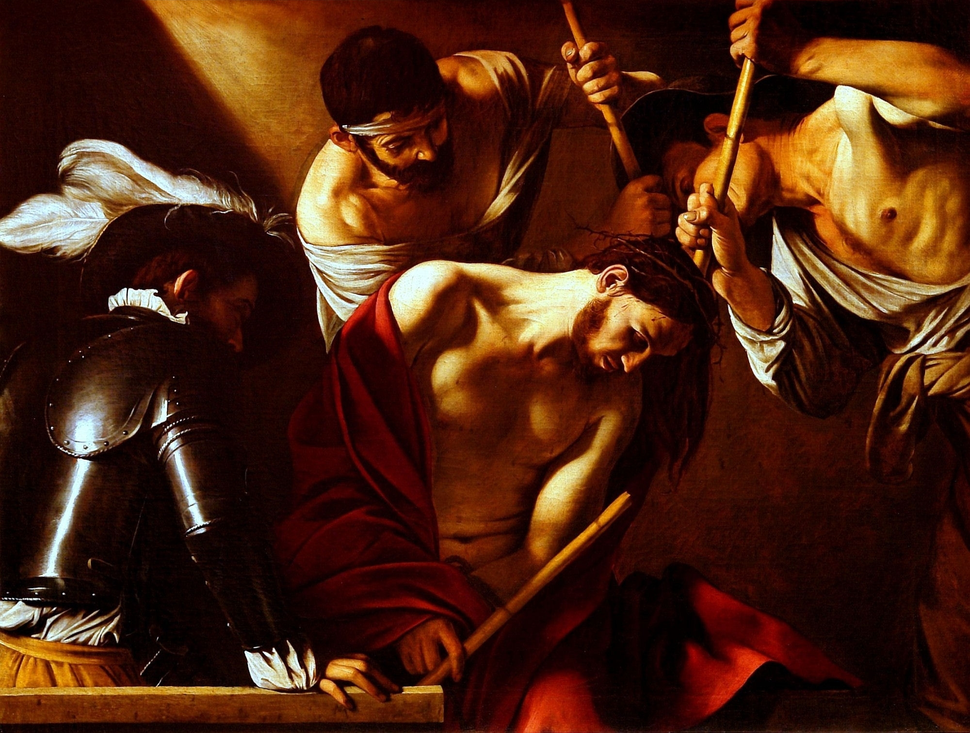Michael Fried & Caravaggio