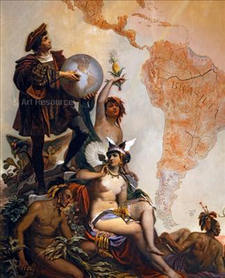 Hail, Cristoforo Colombo