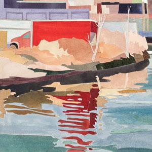 Elizabeth O'Reilly at George Billis Gallery