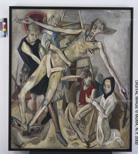 Beckmann's Deposition, a Modernist Offering