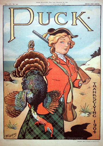A Gladsome Thanksgiving
