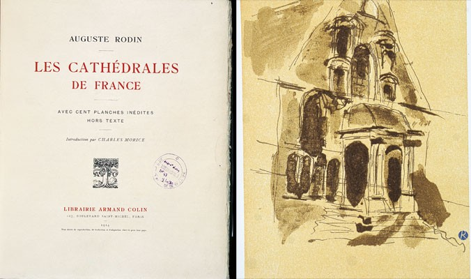 Cathedrals of France book