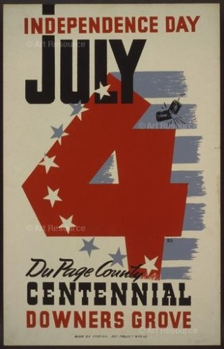 Poster. Art Project of the WPA (c.1936
