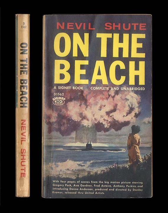 a brief examination of on the beach by nevil shute Fallout on the beach nevil shute's narrative conceit in on the beach in the end, somehow granted the time for examination.