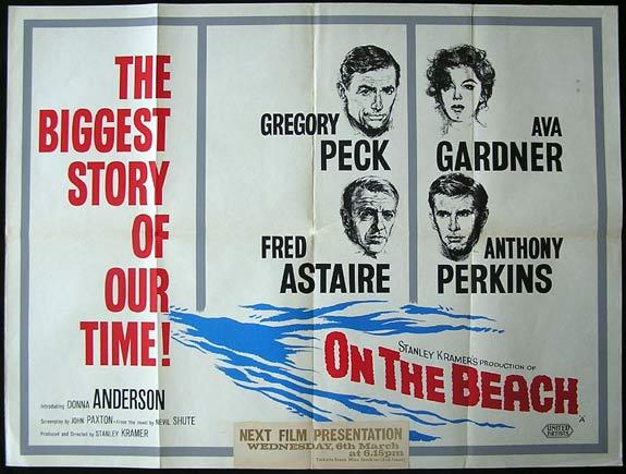On The Beach film poster