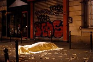 Paris dead Jerome Delay AP