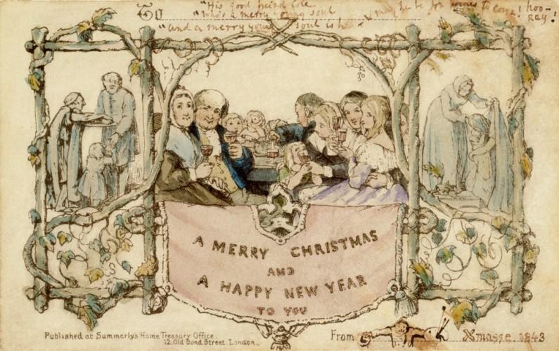 Christmas Cards, A Tour