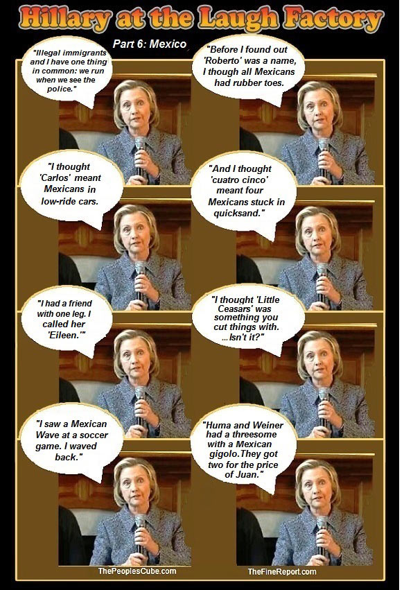 Hillary_laugh_factory_6_Mexican