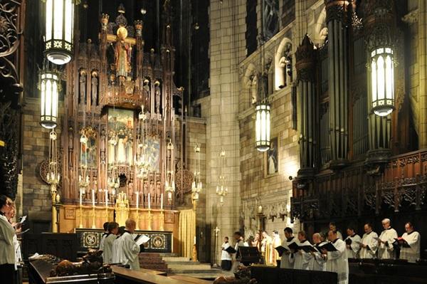 St.-Vincent-Ferrer-Vespers-Oct.-31-20112