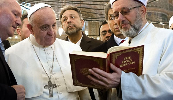 Francis, a Dhimmi on the Chair of Peter