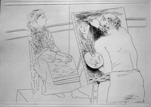Picasso_Painter_Easel_B97