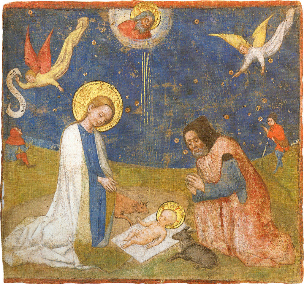 VATICAN CHRISTMAS - RESTORED - Eye Opening Truth
