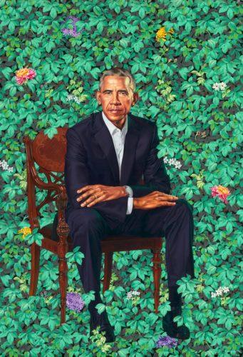 Portraits: No Politics, Just Pictures