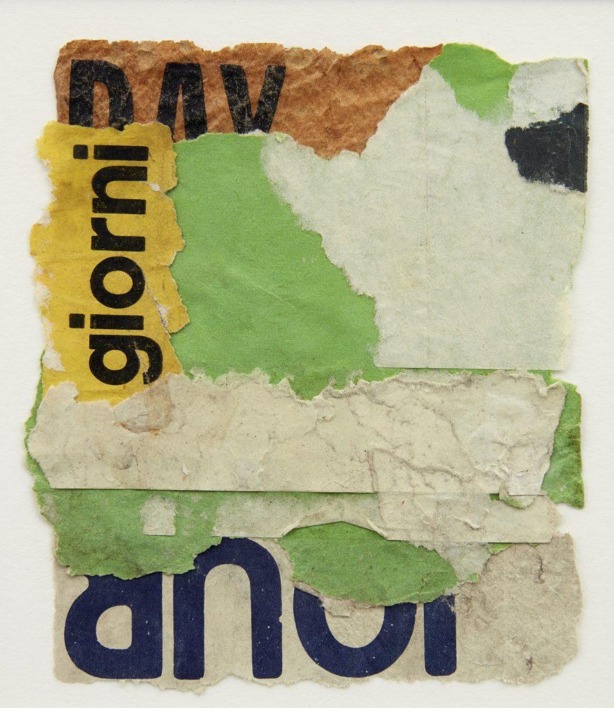 Henry Kremen collage