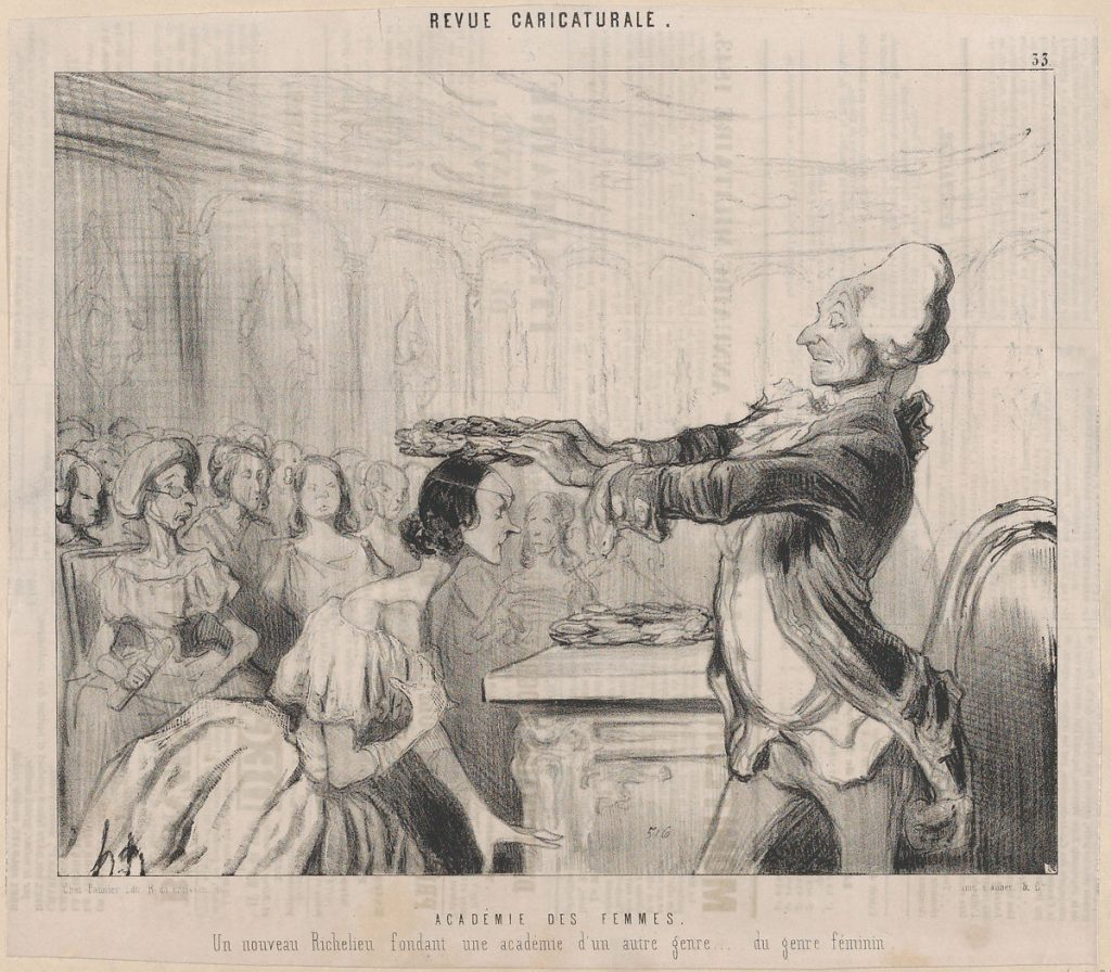 magistrate crowning a woman